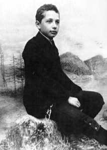 Einstein Kecil