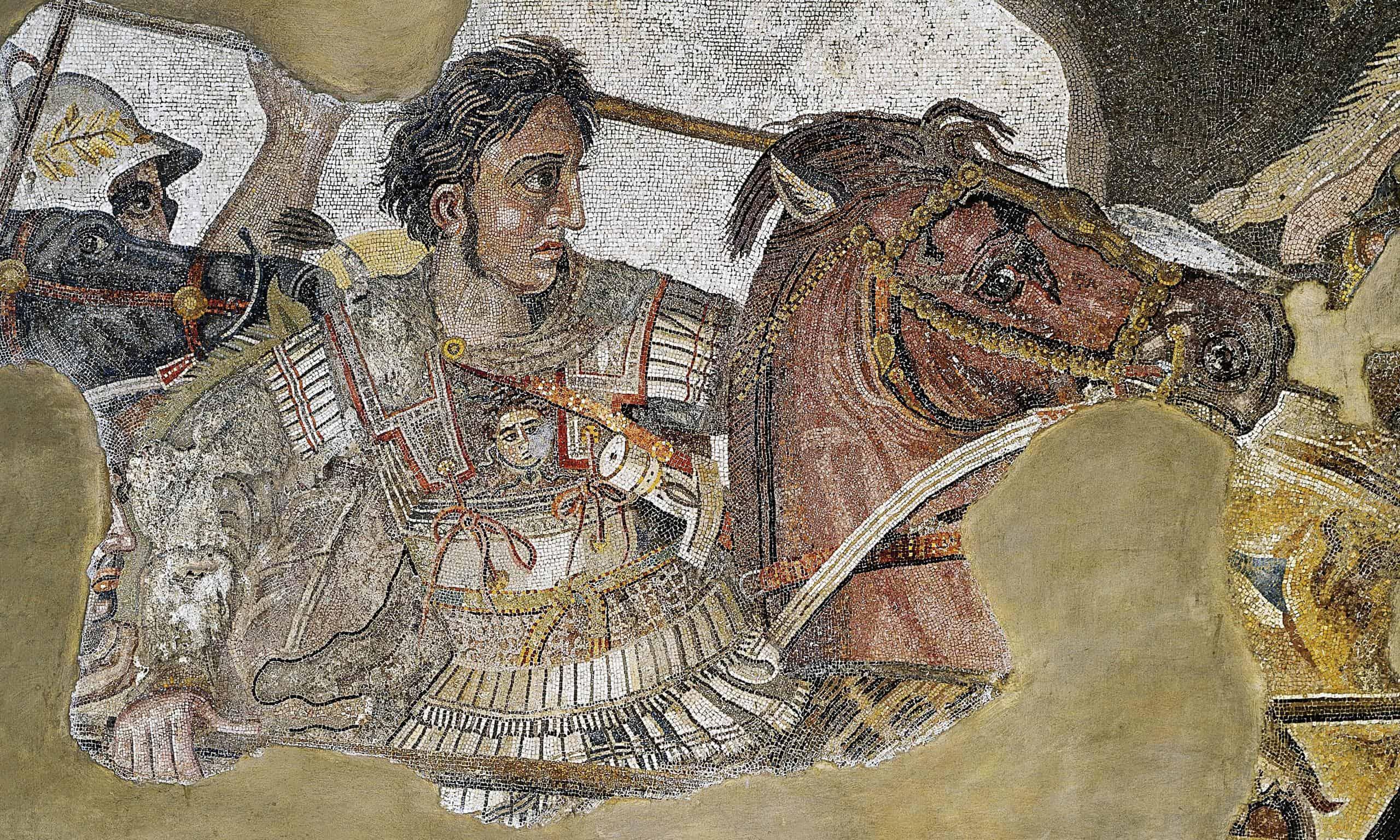 Biografi Alexander Agung