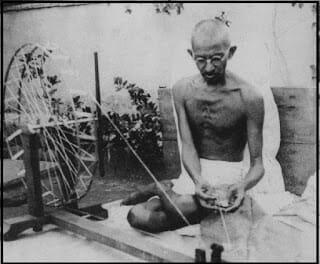 Biografi Mahatma Gandhi