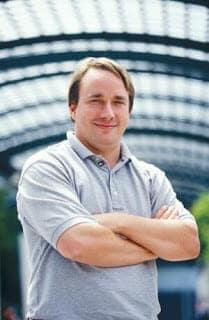 Biografi Linus Torvalds