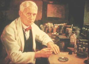 Biografi Alexander Fleming