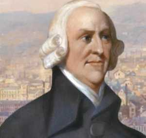 Biografi Adam Smith - Bapak Ilmu Ekonomi
