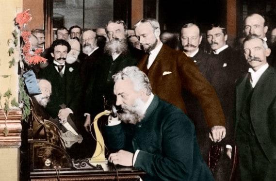 Biografi Alexander Graham Bell