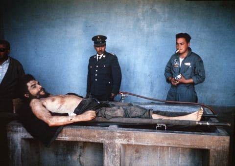 Biografi Che Guevara