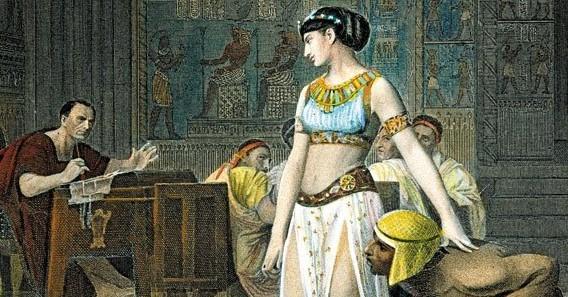 Biografi Cleopatra