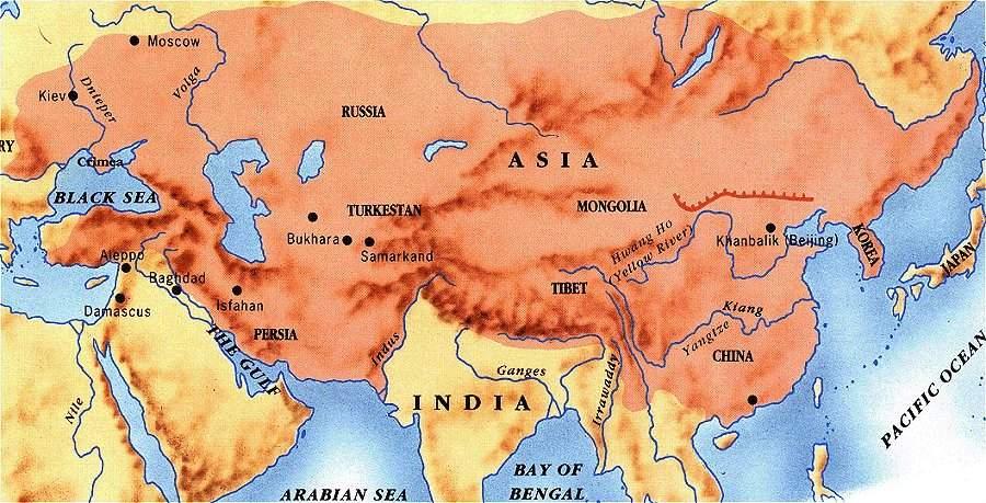 Biografi Jengis Khan