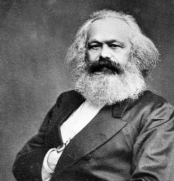 Biografi Karl Marx