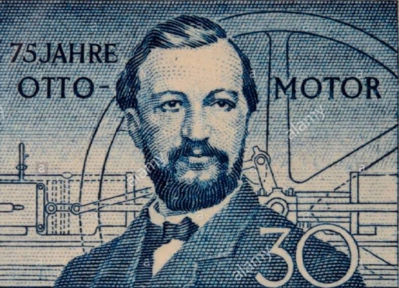 Biografi Nikolaus Otto