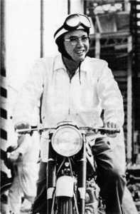 Biografi Soichiro Honda