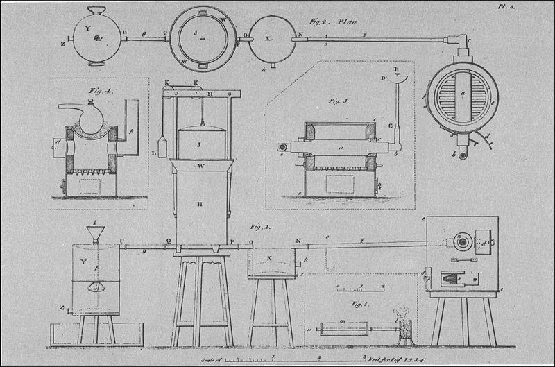 Desain Mesin Uap James Watt