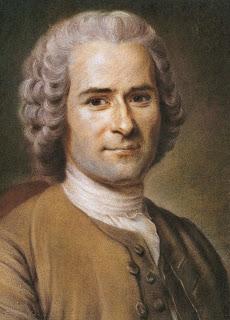 Biografi JJ. Rousseau