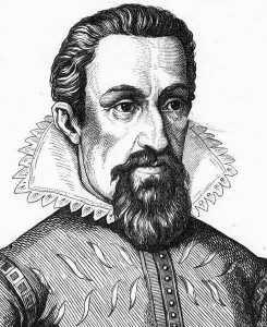 Biografi Johannes Kepler