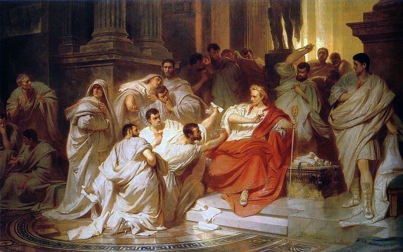 Biografi Julius Caesar, Kisah Kaisar Romawi Paling Terkenal di Dunia
