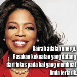 Biografi Oprah Winfrey - Kisah Inspiratif Dari Wanita Terkaya di Dunia