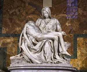 Biografi Michelangelo - Seniman Renaissance
