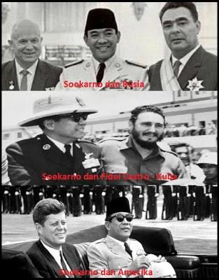 Biografi Soekarno - Profil Proklamator dan Presiden Pertama Indonesia
