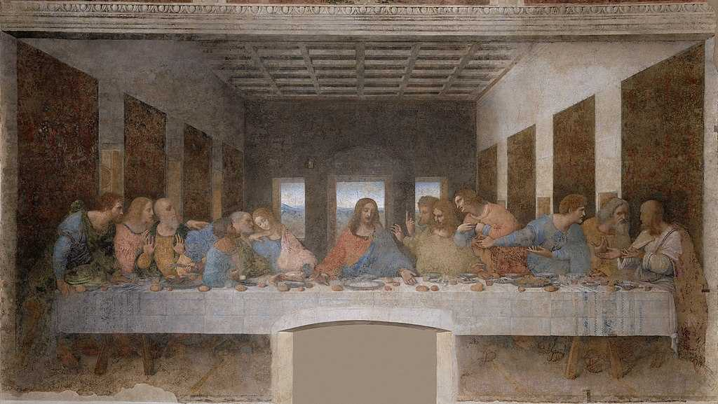 Lukisan The Last Supper
