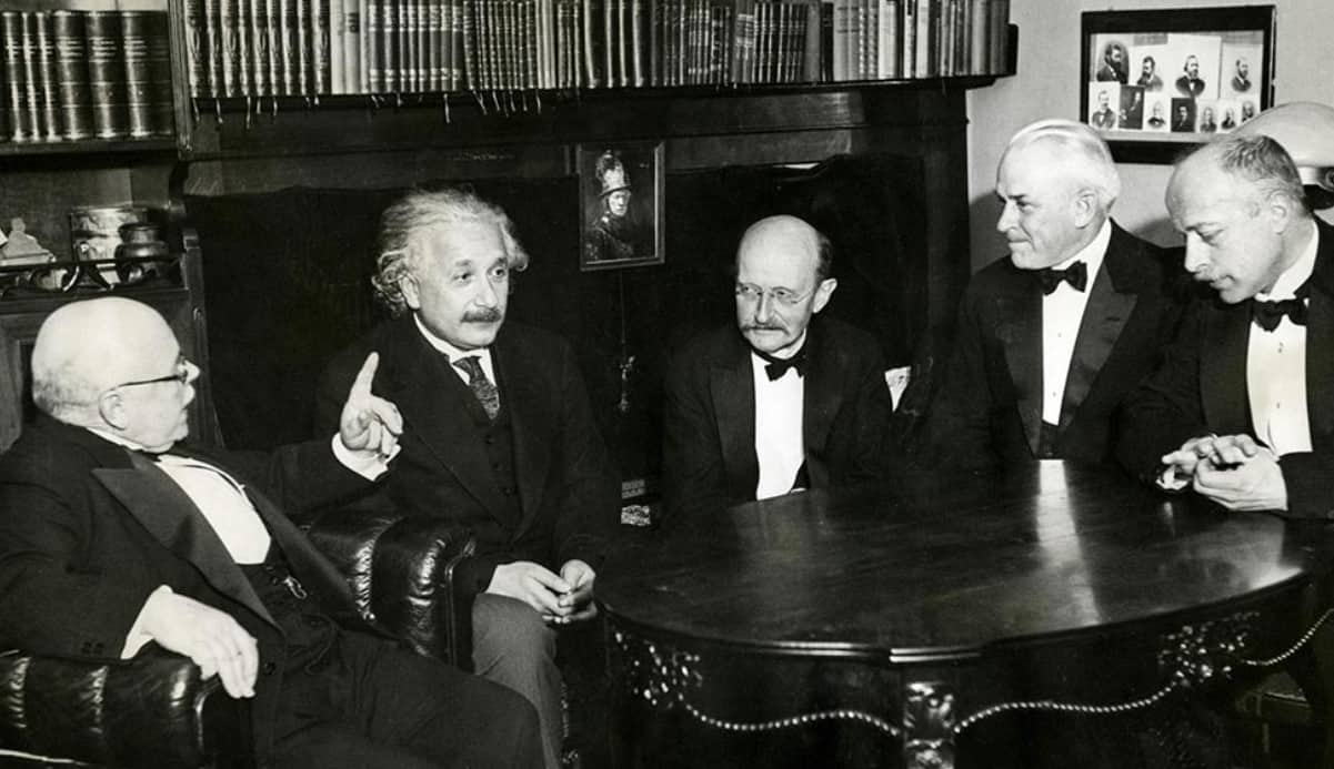 Biografi Max Planck