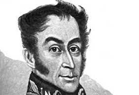 Biografi Simon Bolivar