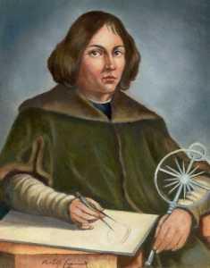 Biografi Nicolaus Copernicus