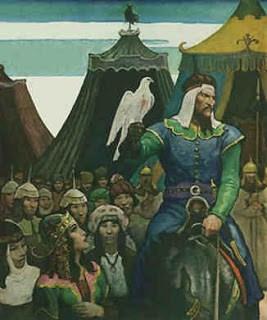 Biografi Genghis Khan