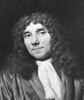 Biografi Antony van Leeuwenhoek