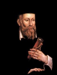 Biografi Nostradamus