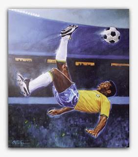 Biografi Pele - Legenda Sepakbola Brazil