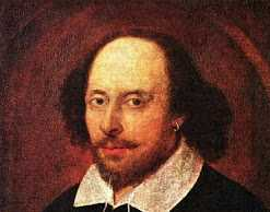 Biografi William Shakespeare