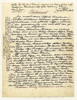 Biografi Alfred Bernhard Nobel - Penemu Dinamit Dan Pendiri Nobel