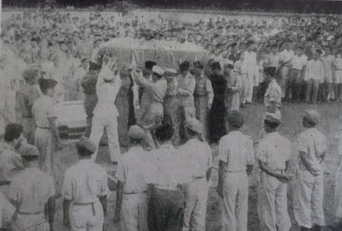 Pemakaman Jenderal Sudirman