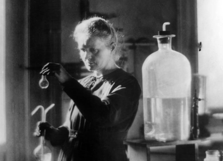 Biografi Marie Curie