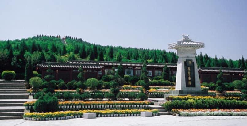 Biografi Qin Shi Huang