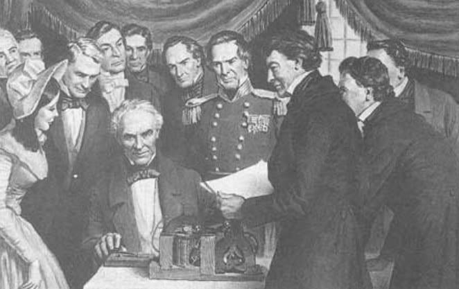 Biografi Samuel Morse