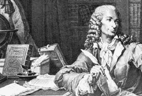 Biografi Voltaire