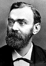 Biografi Alfred Nobel