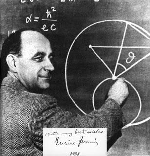 Biografi Enrico Fermi (1901-1954)