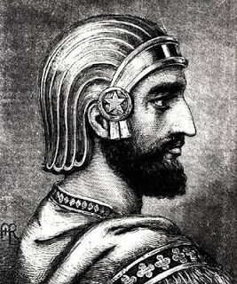 Biografi Cyrus Yang Agung (± 590 SM-529 SM)