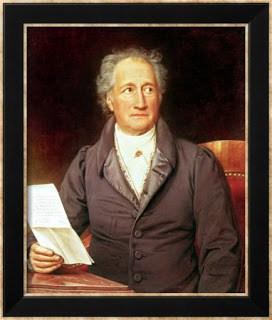 Biografi Johann Wolfgang von Goethe