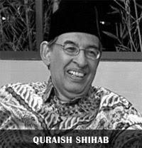 Biografi Quraish Shihab