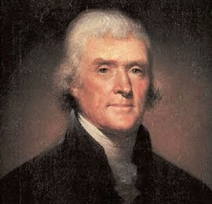Biografi Thomas Jefferson