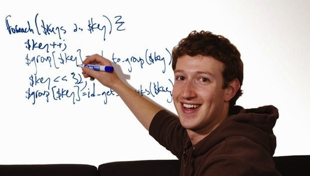 BIografi Mark Zuckerberg 1