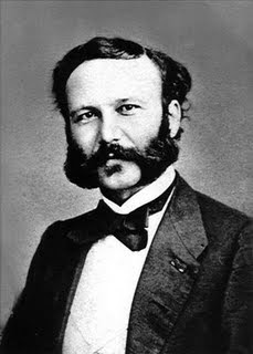 Henry Dunant young