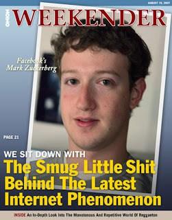 Biografi Mark Zuckerberg - Kisah Sukses Perjuangan Pendiri Facebook
