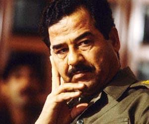 Biografi Saddam Husein