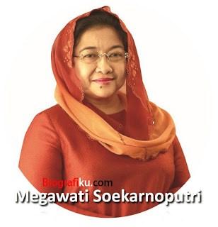 Biografi Megawati