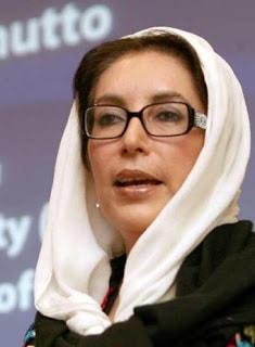 Biografi Benazir Bhutto