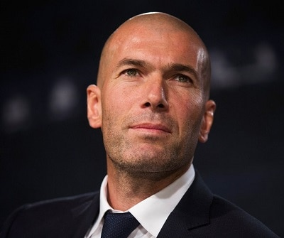 Biografi Zinedine Zidane