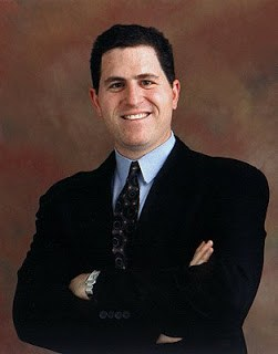 Biografi Michael Dell