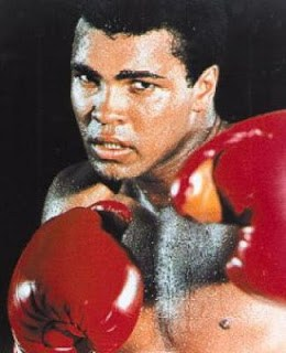Biografi Muhammad Ali - Juara Dunia Tinju Kelas Berat
